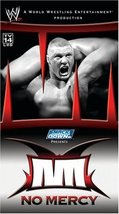 WWE No Mercy 2003 [VHS] [VHS Tape]