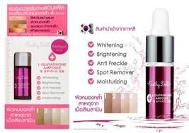 Cathy Doll L-Glutathione Ampoule Serum Whitening Anti Freckle Spot Remov... - $9.49
