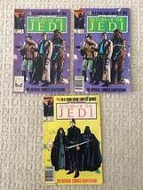 3 piece Star Wars Comic Books 1983 - 1984 RETURN OF THE JEDI 3 & 4 - $34.64