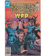 Weird War Tales #83 - $6.00