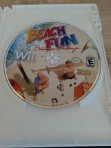Nintendo Wii Beach Fun: Summer Challenge ~ COMPLETE image 3