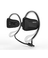 Jabees BSport Wireless Sports Bluetooth Headset V4.0 NFC Waterproof Head... - $24.99