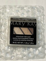 Mary Kay Mineral Eye Color Quad Eye Shadow - SANDSTORM New Fast Shipping - $19.78
