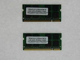 2GB 2x1GB DDR2 PC2-5300 Mem for Dell Latitude D820 D830 D620 D630