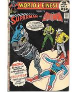 World's Finest Comic Book #207, DC Comics 1971 FINE - $9.74