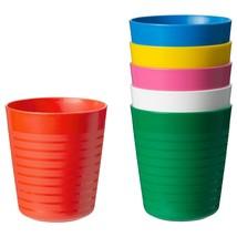 IKEA KALAS Tumbler, multicolor Cup - $9.77