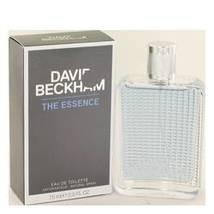 David Beckham Essence Eau De Toilette Spray By David Beckham For Men - $21.85