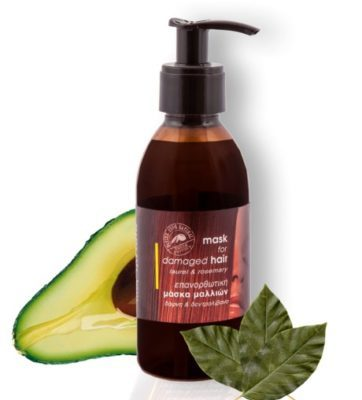 Restorative Hair Mask 200ml.