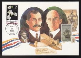 NORTH CAROLINA STATEHOOD #2347 1989 FLEETWOOD MAXI CARD  - $2.98