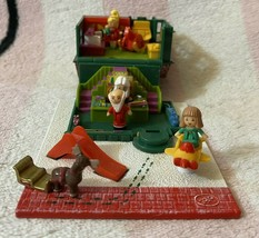 Bluebird Vintage 1993 Polly Pocket Holiday Toy Shop Pollyville - Target Edition - $114.99