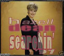 HAZELL DEAN - SEARCHIN' '97 / REMIXES 1997 UK CD SINGLE INFINITY RECORDS... - $62.75