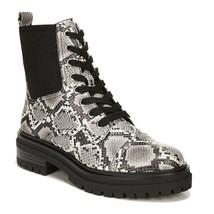 Sam Edelman CASHMERE SNAKE PRINT Combat Boots - Women's 6 EUR 36.5 UK 4 - €78,19 EUR