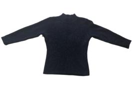 San Martino Black vintage sweater womens SIZE L - $8.06