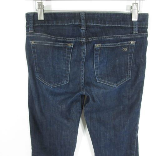 25 - JOE'S Joes Jeans Dark Wash Skinny Leg Rolled Cuff CHELSEA Jeans 1005MH