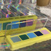 NEW IN BOX Natasha Denona TROPIC mini Palette 5 Vibrant Shades Purple Green & + image 3