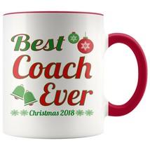 New Mug - mug Best  Ever Christmas 2018 11oz Accent Mug - $10.99+