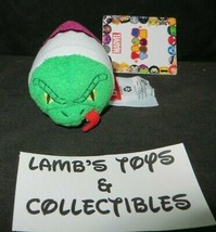 Disney Store Authentic Ultimate Spiderman collection Lizard Tsum Tsum 3.... - $12.34