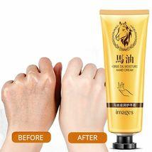 Horse Oil Repair Hand Cream Moisturizing Anti-Aging Skin Whitening Hand Cream  image 4