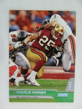 Charlie Garner San Francisco 49ers 2000 Topps Football Card 128 - $0.98