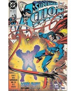 Action Comics Comic Book #661 DC Comics 1991 VERY FINE UNREAD - $2.25