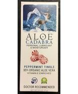 ALOE CADABRA ORGANIC LUBRICANT PEPPERMINT TINGLE FLAVORED LUBE 2.5 oz - €12,59 EUR