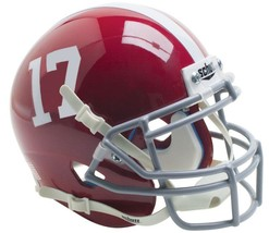 Alabama Crimson Tide Schutt XP Authentic Full Size Helmet**Free Shipping** - $213.00