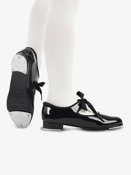 Capezio JR Tyette Tap Shoe N625C Size 13.5 W
