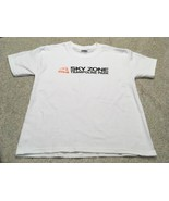 "Unisex Kids ""Sky Zone Trampoline Park"" White Graphic T Shirt (Youth S) - $7.70"