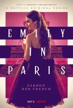 "Emily in Paris Poster Darren Star TV Series Art Print Size 11x17"" 24x36""... - $10.90+"