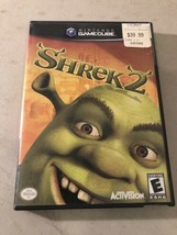 Shrek 2 (Nintendo GameCube & Wii, 2004) Players Choice - Good Condition - $11.98