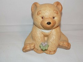 "Little Creations ""Honey"" Bear by Hallmark 1993 Lou Rankin - $17.82"