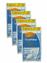 20 Sanitaire Duralux Style SD 63262 Vacuum Cleaner Bags Models Electolux Upright - $30.56