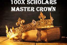 100X 7 HIGH SCHOLARS MASTER CROWN DOMINUS CORONA EXTREME MAGICK RING PEN... - $99.77
