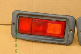 Mitsubishi Nativa Montero Sport Euro Rear Bumper Fog Light Panel 97-99 PAIR image 3
