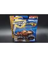 Monster Jam Hot Wheels Zombie Hunter Chroma Frost - $6.85
