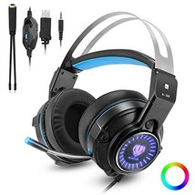 Gaming Headset for Xbox one, PS4, PC, Laptop, Nintendo Switch, Mobile Ph... - $69.99