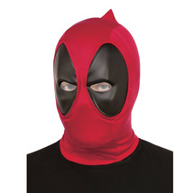 Deadpool Deluxe Mask Red - $34.98