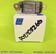 GENUINE WALBRO WYK-352 CARBURETOR SAME AS ECHO: A021003260 - $59.39