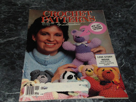 Crochet Patterns by Hershners Magazine July August 1991 Vol 5 Number 4 R... - $2.99