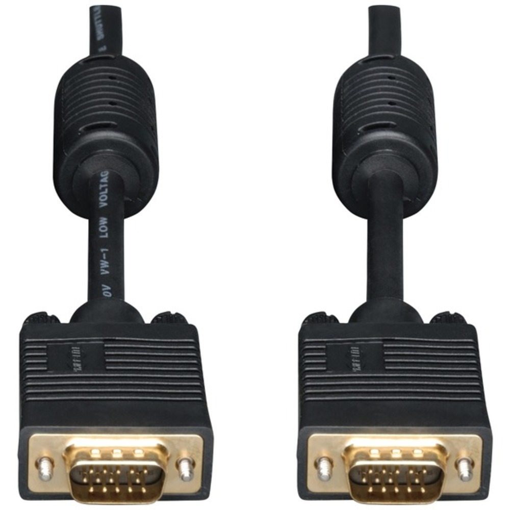 Primary image for Tripp Lite P502-050 SVGA High-Resolution Coaxial Monitor Cable with RGB Coaxial