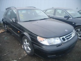 00 Saab 9-5 Speedometer Cluster Mph At 6 Cyl - $54.45