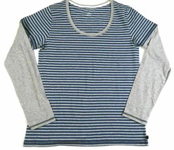 Small Tommy Hilfiger Women's Lounge Sleep Shirt Ladies Long Sleeve NEW #1