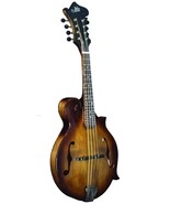 Morgan Monroe MFM-750 Walnut Finish F-Style Mandolin - $599.00