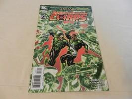 War of The Green Lanterns Green Lantern Corps DC Comics #58 May 2011 - $7.42