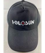 Shot Show 2020 HOLOSUN Optics Black Adjustable Back Cap Hat - $22.76