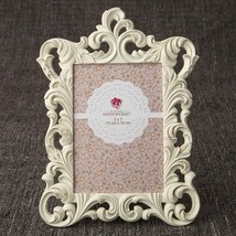 Opulent Brushed Gold Baroque 5 x 7 frame from gifts by fashioncraft  - $14.99