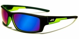Men LARGE Sports Color Sunglasses UV 400 Protection Cycling Fishing Running Gr - $9.89