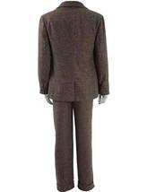 Eddie Redmayne Fantastic Beasts Newt Scamander 3 Piece Brown Suit image 2
