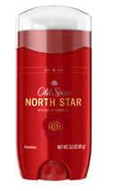 Old Spice North Star Men's Deodorant, Aluminum-Free, 3 Oz - $12.79