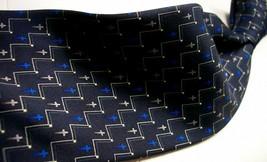 EAGLE  Blue/Blk  CROSS  Pastor/Ministry/Religion  Mens 100 SILK Necktie ... - $15.99